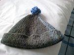 czapeczki dla noworodka